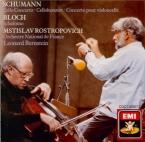 BLOCH - Rostropovich - Schelomo
