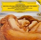 SCHUBERT - Amadeus Quartet - Quatuor à cordes n°14 en ré mineur D.810 'D