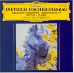 SCHUMANN - Fischer-Dieskau - Liederkreis (Eichendorff), cycle de douze m