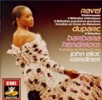 RAVEL - Hendricks - Schéhérazade, trois poèmes pour soprano ou ténor ave