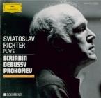SCRIABINE - Richter - Sonate pour piano n°5 op.53