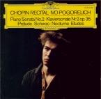 CHOPIN - Pogorelich - Sonate pour piano n°2 en si bémol mineur op.35