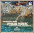 HAENDEL - Pinnock - Water Music HWV.348-350