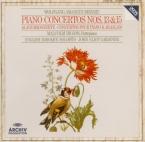 MOZART - Bilson - Concerto pour piano et orchestre n°13 en do majeur K.4