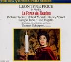 VERDI - Schippers - La forza del destino, opéra en quatre actes (version