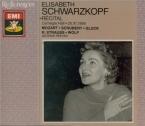 Récital à Carnegie Hall 25/11/1956