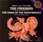 STRAVINSKY - Boulez - L'oiseau de feu, conte dansé en 2 tableaux, pour o