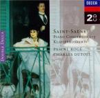 SAINT-SAËNS - Rogé - Concerto pour piano n°1 op.17