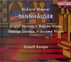WAGNER - Kempe - Tannhäuser WWV.70 (live MET 1955) live MET 1955