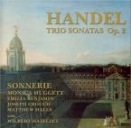 Sonates en trio op.2