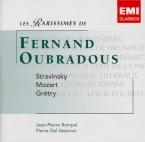 Les rarissimes de Fernand Oubradous