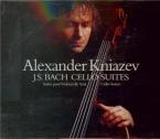 BACH - Kniazev - Six suites pour violoncelle seul BWV 1007-1012