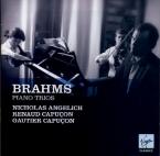 BRAHMS - Capuçon - Trio avec piano n°1 en si majeur op.8
