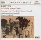 BRITTEN - Bedford - The turn of the screw (Le tour d'écrou), opéra op.54