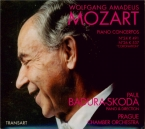 MOZART - Badura-Skoda - Concerto pour piano et orchestre n°24 en do mine