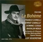 PUCCINI - Segerstam - La bohème (live Met 16 - 02 - 1974) live Met 16 - 02 - 1974
