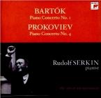 BARTOK - Serkin - Concerto pour piano n°1 Sz.83 BB.91