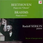 BEETHOVEN - Serkin - Trio avec piano op.70 n°1 'Des esprits'