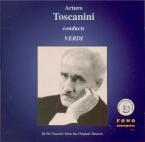Arturo Toscanini dirige Verdi