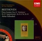 BEETHOVEN - Schnabel - Sonate pour piano n°21 op.53 'Waldstein'