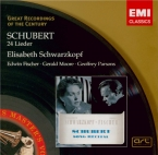 SCHUBERT - Schwarzkopf - Lieder