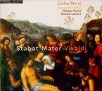 VIVALDI - Mena - Stabat Mater en fa mineur, pour alto, cordes et b.c. RV