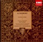SCHUBERT - Sawallisch - Messe n°5 en la bémol majeur, pour solistes, chœ