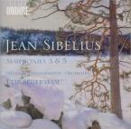 SIBELIUS - Segerstam - Symphonie n°3 op.52