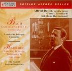 Cantate BWV 170 & BWV 54. Agnus Dei