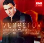 WIENIAWSKI - Vengerov - Variations sur un thème original op.15