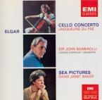 ELGAR - Barbirolli - Concerto pour violoncelle op.85