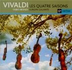 VIVALDI - Biondi - Le quattro stagioni (Les quatre saisons) op.8