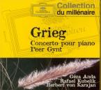 GRIEG - Anda - Concerto pour piano en la mineur op.16