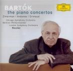 BARTOK - Zimerman - Concerto pour piano n°1 Sz.83 BB.91