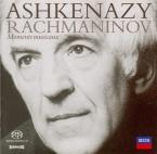 RACHMANINOV - Ashkenazy - Six moments musicaux pour piano op.16