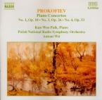 PROKOFIEV - Paik - Concerto pour piano et orchestre n°1 en ré bémol maje