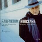 BRUCKNER - Barenboim - Symphonie n°4 en mi bémol majeur WAB 104