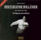 WAGNER - Sawallisch - Der fliegende Holländer (Le vaisseau fantôme) WWV Bayreuth, 1959