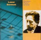 LISZT - Berman - Douze études d'exécution transcendante, pour piano S.13