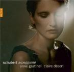 SCHUBERT - Gastinel - Sonate pour piano et arpeggione (ou violoncelle) e