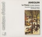 JANEQUIN - Ensemble Clemen - Chansons
