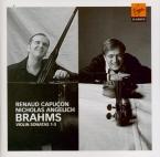 BRAHMS - Capuçon - Sonate pour violon et piano n°1 en sol majeur op.78