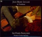 LECLAIR - Les Folies Fran - Sonate pour violon et basse continue en do m