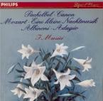 MOZART - I Musici - Sérénade n°13, pour orchestre en sol majeur K.525 'E