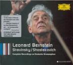 STRAVINSKY - Bernstein - L'oiseau de feu, conte dansé en 2 tableaux, pou