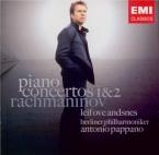 RACHMANINOV - Andsnes - Concerto pour piano n°1 en fa dièse mineur op.1