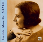 Inédits Marcelle Meyer