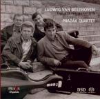 BEETHOVEN - Prazak Quartet - Quatuor à cordes n°1 op.18-1