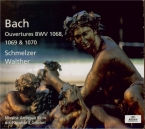 BACH - Goebel - Suite pour orchestre n°3 en ré majeur BWV.1068