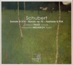 SCHUBERT - Faust - Fantaisie pour piano et violon en do majeur op.posth